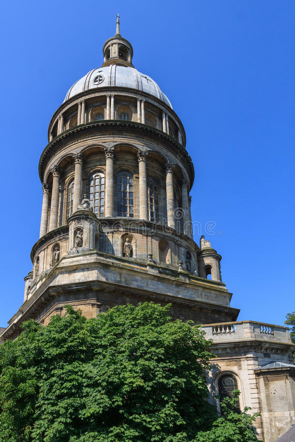 Notre Dame Boulogne Sur Mer stock photography