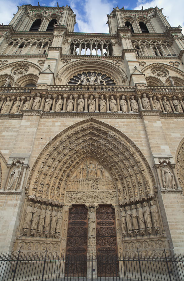 Download Notre Dame Cathedral Royalty Free Stock Image - Image: 15968086