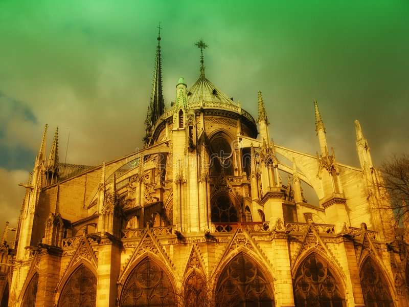 Download Notre-Dame Cathedral Stock Photo - Image: 4167720