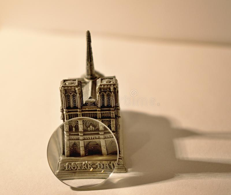Download Notre-Dame Cathedral - Focus Stock Photo - Image: 83700414
