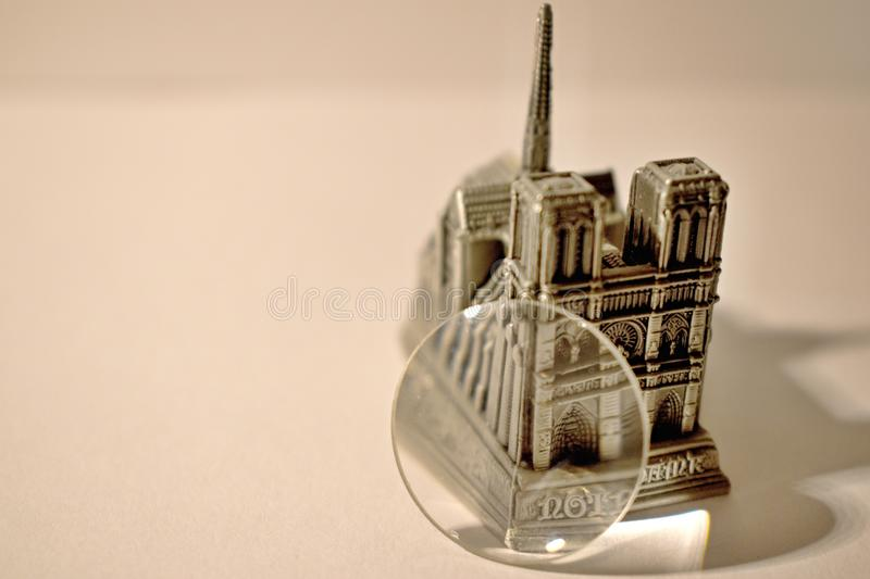 Download Notre-Dame Cathedral - Focus Stock Photo - Image: 83700472