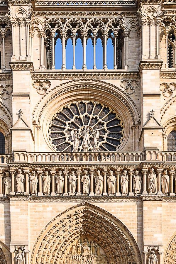 Notre Dame Cathedral, Paris, France photo libre de droits