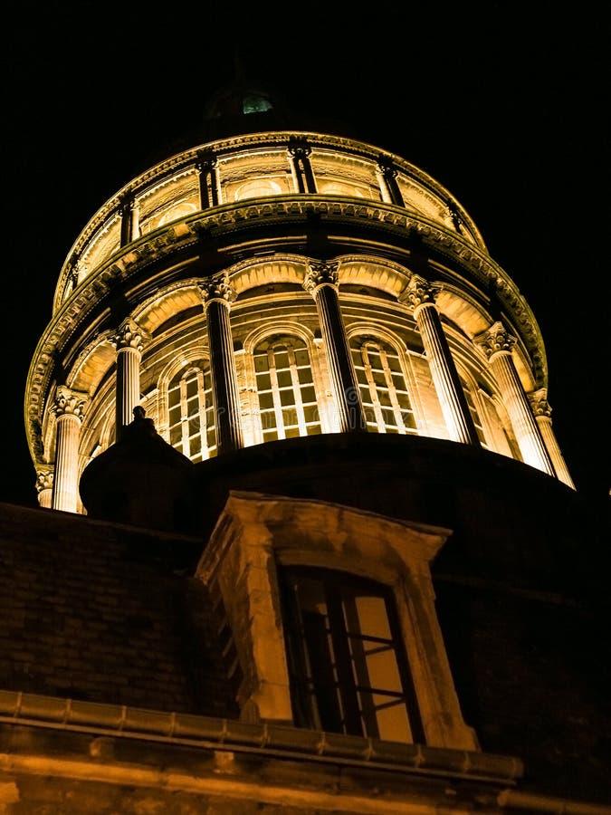 Notre Dame de布洛涅有启发性大教堂  库存图片