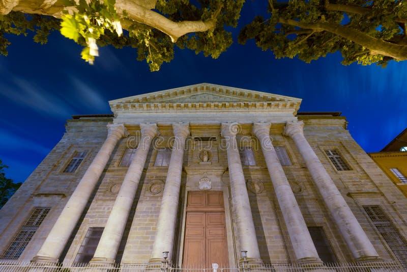 Notre-Dame de la Daurade, Basilika in Toulouse, Frankreich stockfotografie