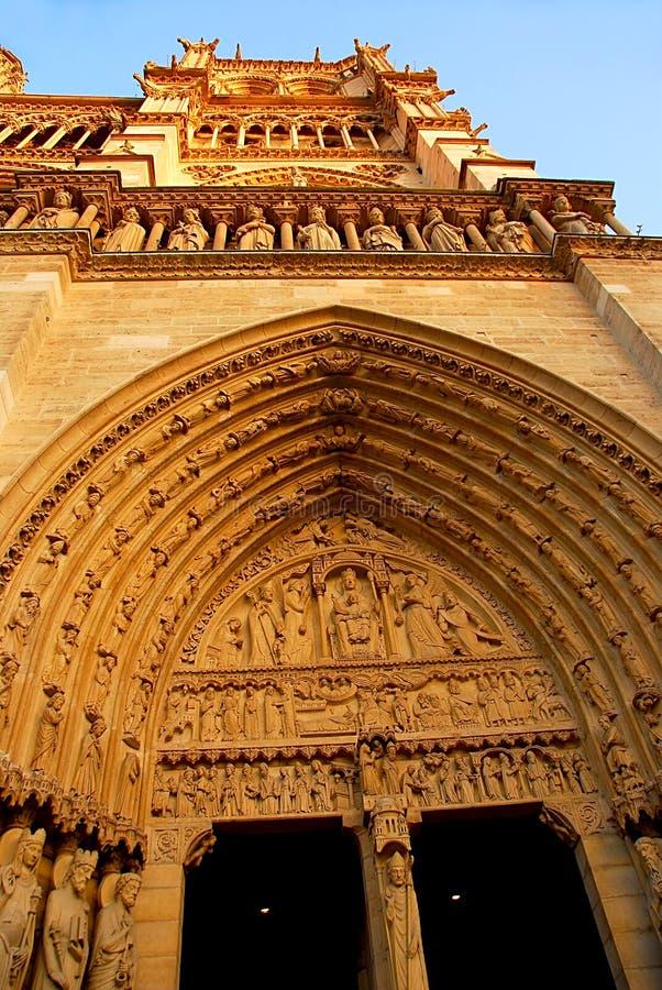 Download Notre Dame De Paris Stock Image - Image: 1519371