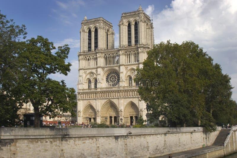 Download Notre Dame de Paris stock image. Image of christianity - 27208553