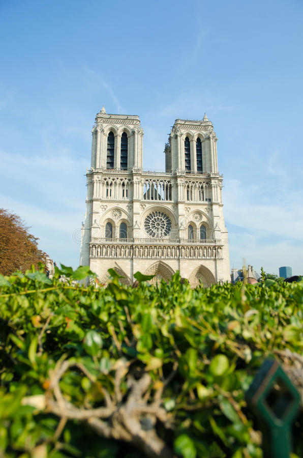 Download Notre Dame de Paris stock image. Image of culture, dome - 28695295