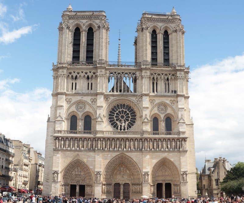 Notre-Dame de Paris image stock