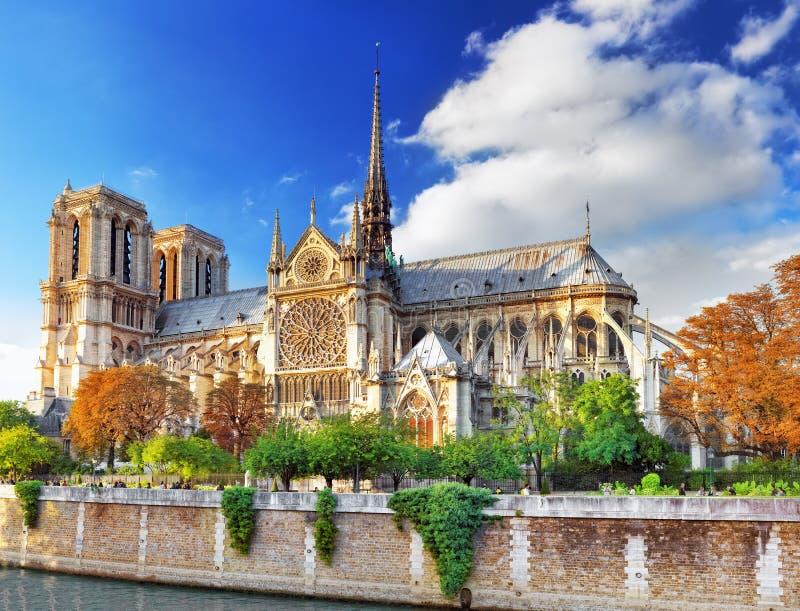 Notre Dame de Paris Cathedral. stock fotografie