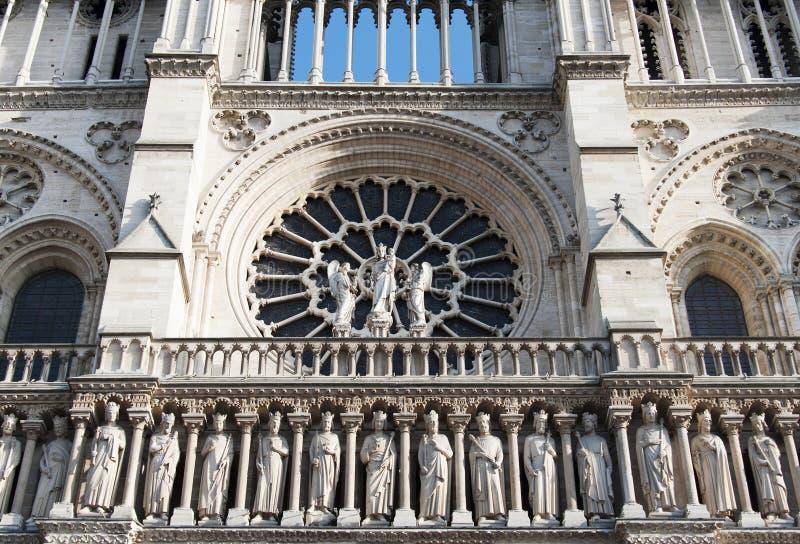 Download Notre Dame De Paris - Detail Stock Photo - Image: 27842046