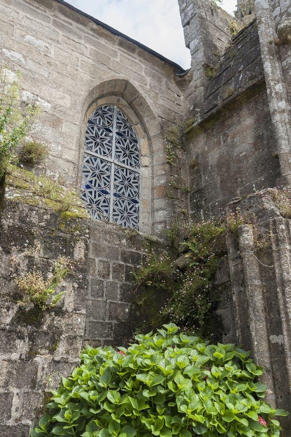 Notre-Dame de Roscudon images libres de droits