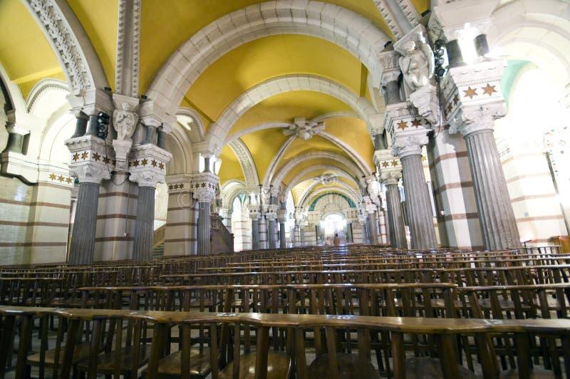 Download Notre Dame Lyon stock photo. Image of heritage, interior - 11092914