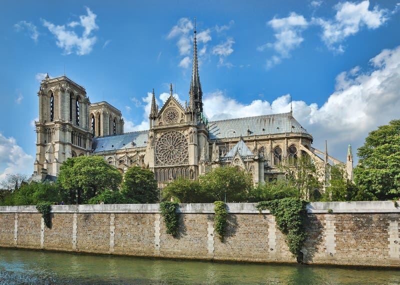 Notre-Dame (Parijs) stock afbeeldingen