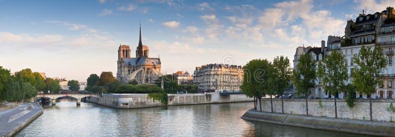 Notre Dame, Paris stockfotos