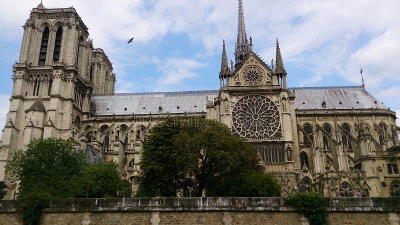 Notre Dame Paris photos libres de droits