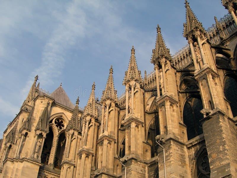 Notre Dame von Paris lizenzfreies stockfoto