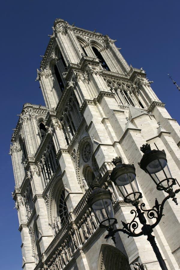 Notre- Damekathedrale - Paris lizenzfreie stockfotografie