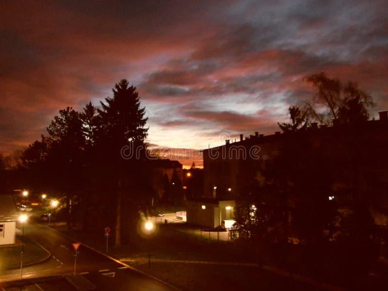 notte fotografia stock libera da diritti