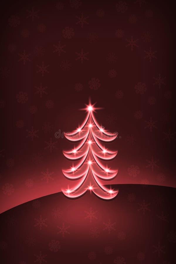 Download Notte santa illustrazione di stock. Illustrazione di luci - 7309625