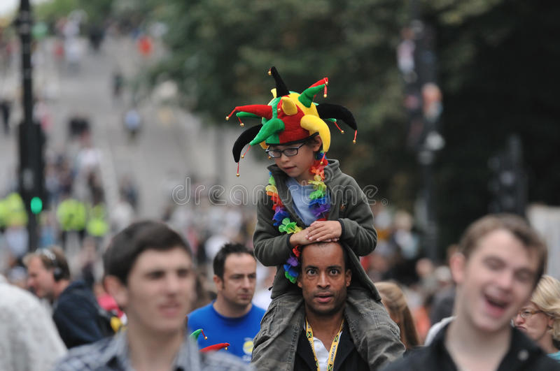Download NOTTING HILL CARNIVAL Editorial Stock Image - Image: 11056939