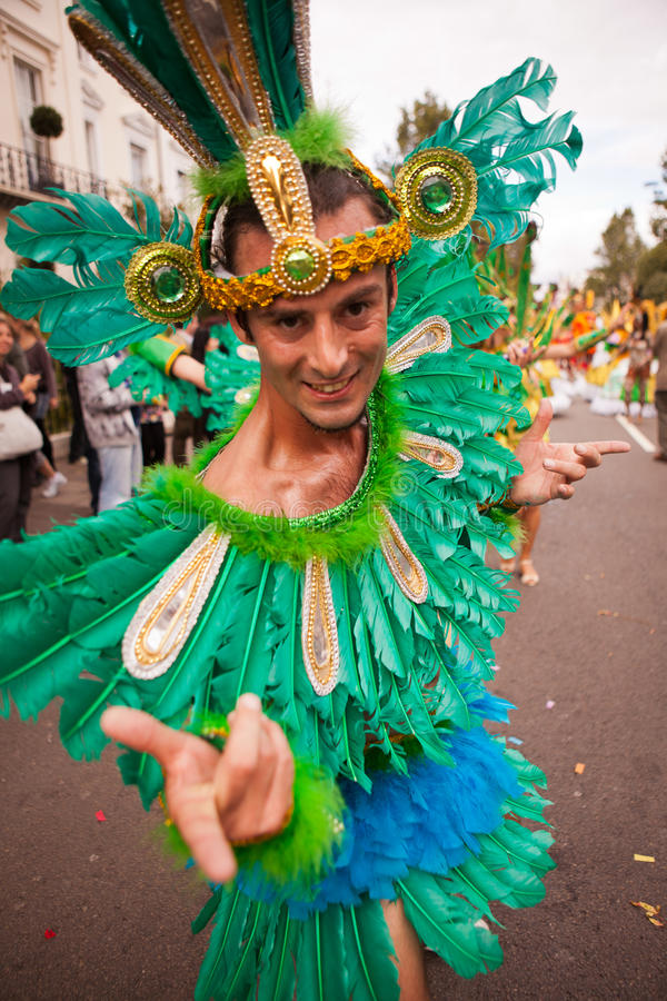 Download Notting Hill Carnival 2011 editorial stock photo. Image of hill - 21915243