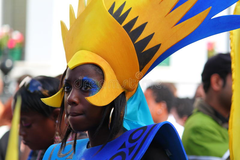 Download Notting Hill carnival editorial photo. Image of event - 24892876