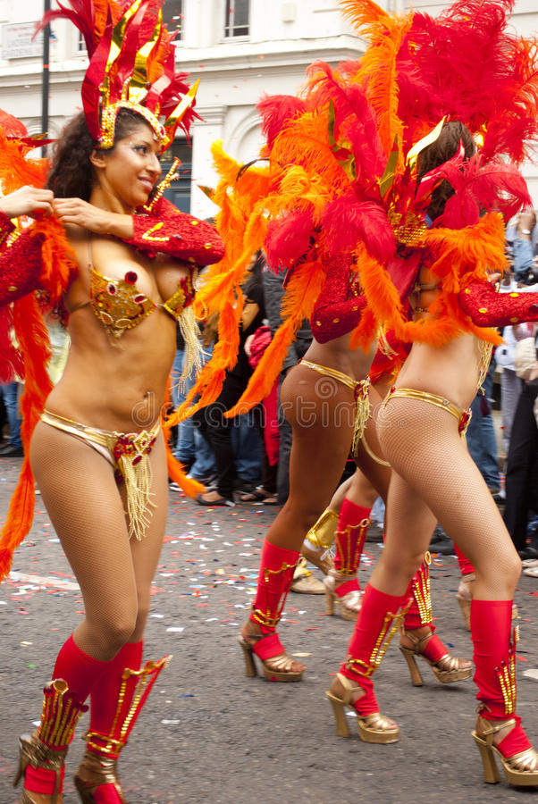 Download Notting Hill Carnival editorial stock photo. Image of happiness - 26367438