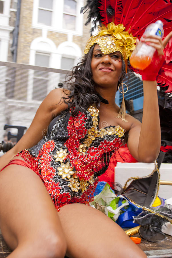 Notting Hill Carnival Editorial Photo