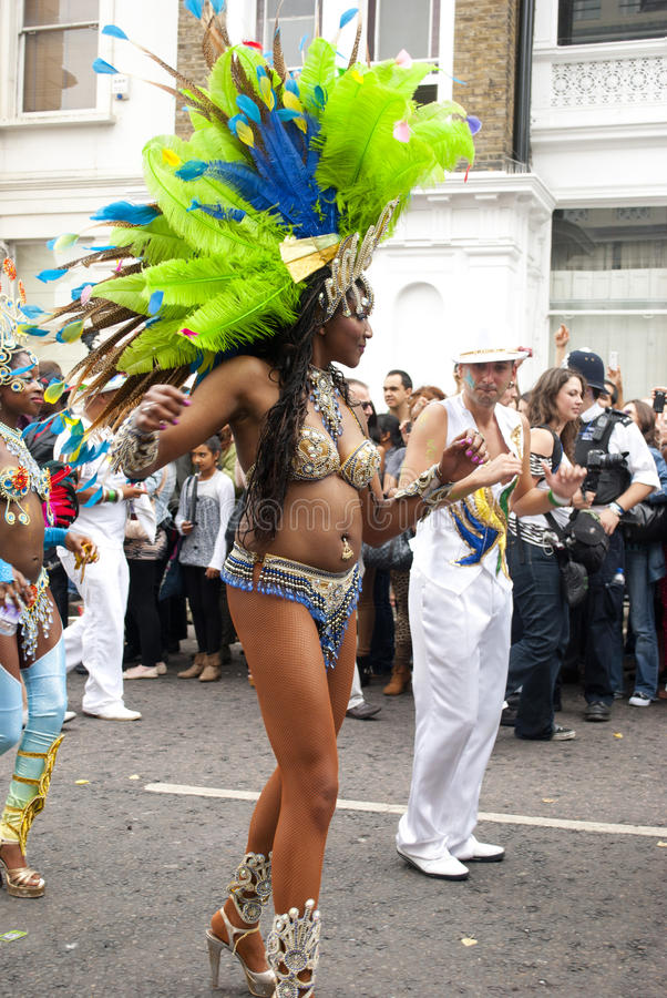 Download Notting Hill Carnival editorial photography. Image of colorful - 26377657