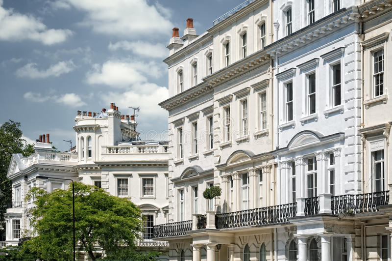 Notting Hill, Londra. fotografia stock