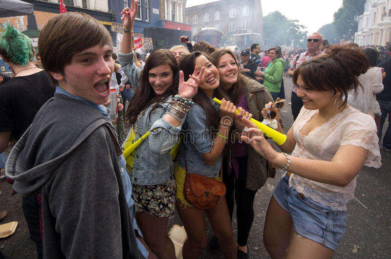 Download Notting Hill's Carnival In West London, UK Editorial Stock Image - Image: 21376534