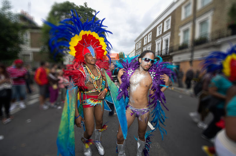 Download Notting Hill's Carnival In West London, UK Editorial Photography - Image of band, costume: 21376782