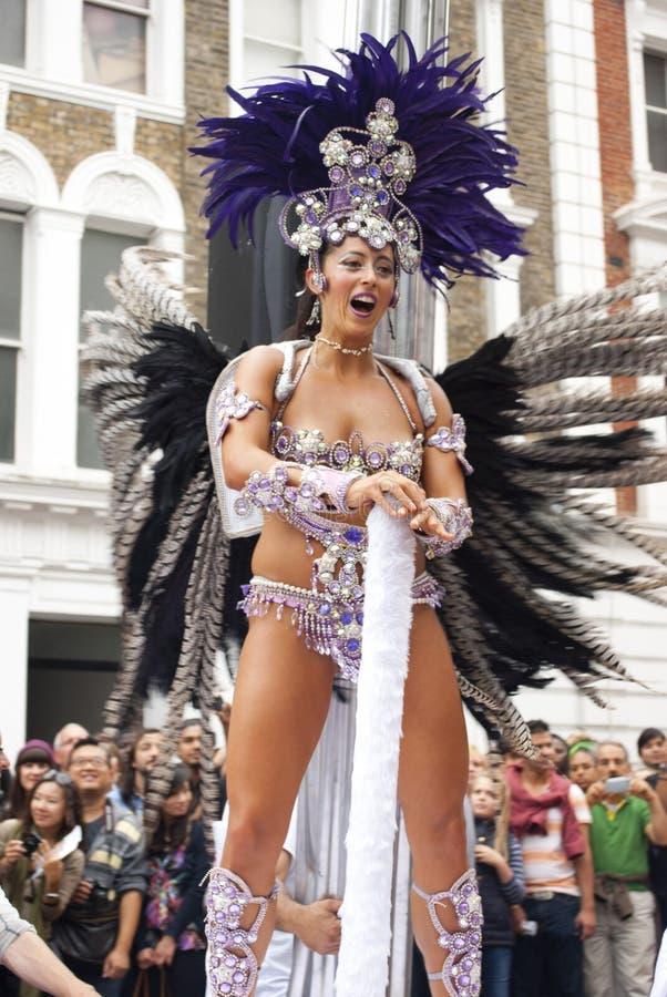 Download Notting- Hillkarneval redaktionelles stockfotografie. Bild von schön - 26366962