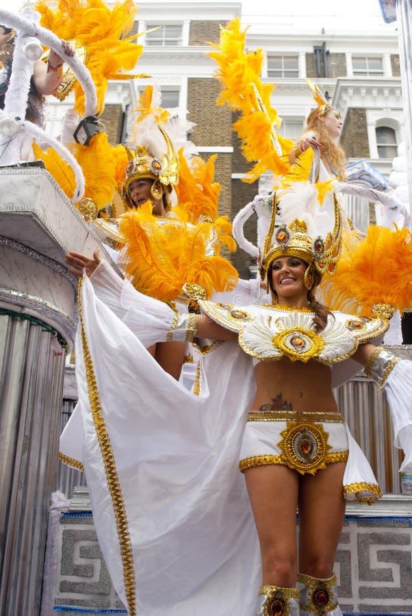 Download Notting- Hillkarneval redaktionelles bild. Bild von kostüm - 26367260