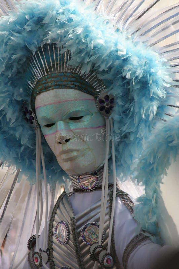 Notting- Hillkarnevals-Schablone lizenzfreie stockbilder