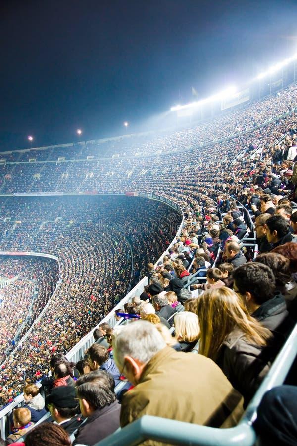 Free Nou Camp Stadium Royalty Free Stock Photos - 15729228