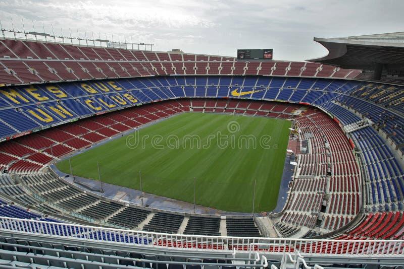 Nou Camp Stadium royalty free stock photos