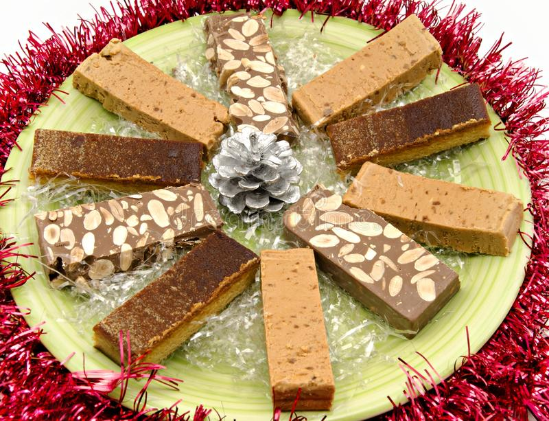 Nougat Of Almond Royalty Free Stock Photography