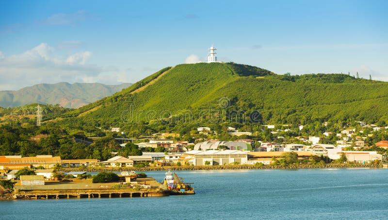 Noumea Nieuw-Caledonië stock foto