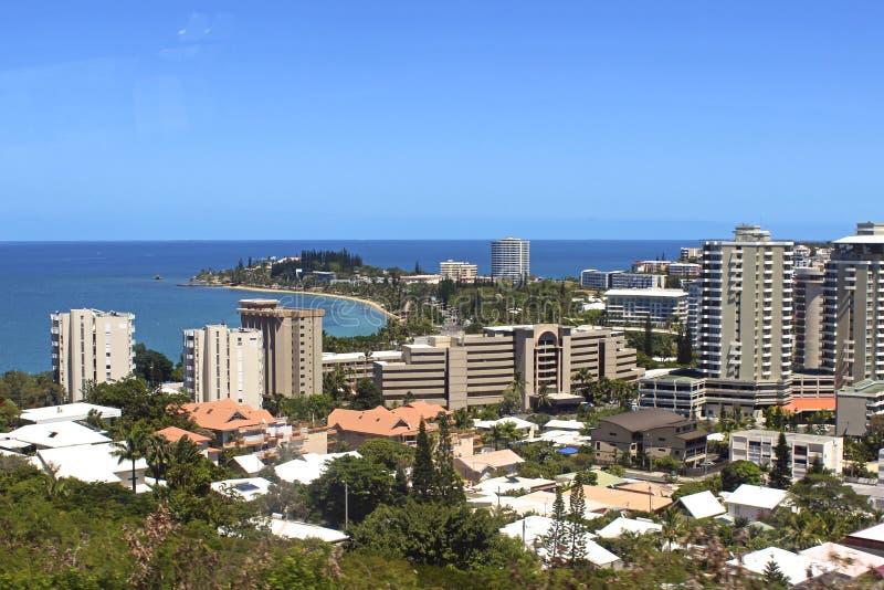 Noumea - Nowy Caledonia, Południowy Pacyfik obraz stock