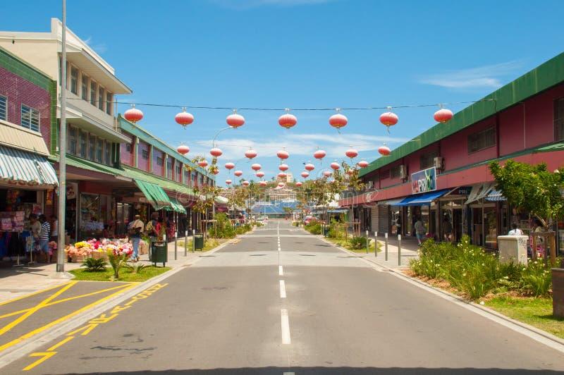 Noumea - Nowy Caledonia, Południowy Pacyfik obraz royalty free