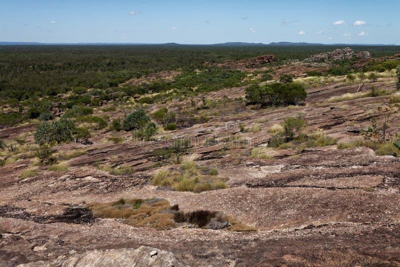 Nourlangie-Felsen, NT, Australien 04 stockbilder