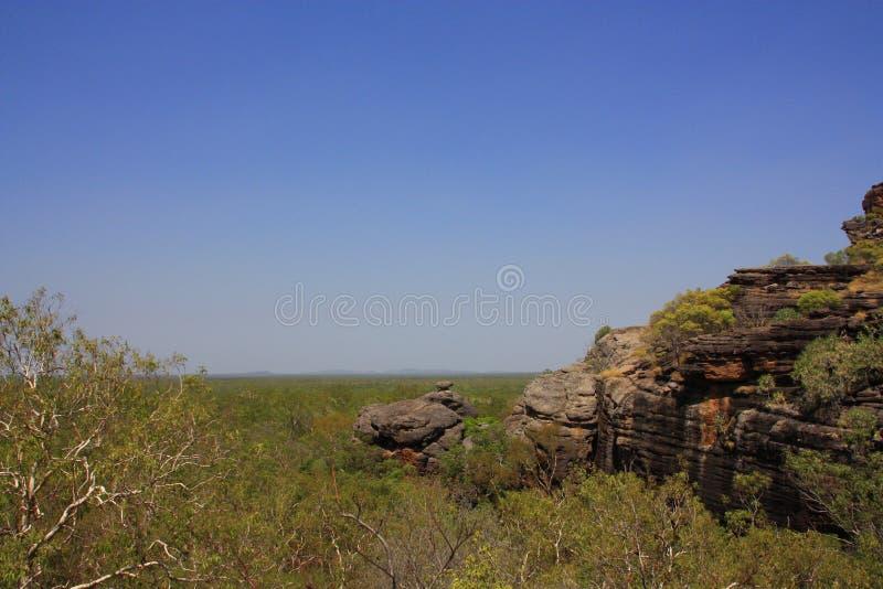 Nourlangie, parc national de kakadu, Australie images stock