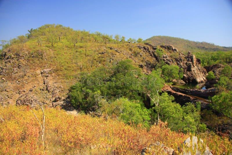 Nourlangie, parc national de kakadu, Australie photographie stock libre de droits