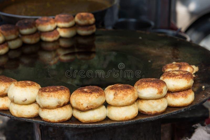 Nourriture épicée chaude image stock