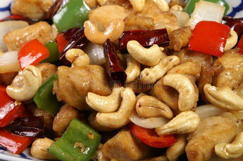 Nourriture épicée thaïe image stock