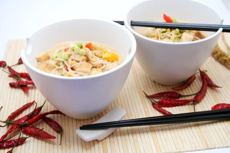 Nourriture asiatique image libre de droits