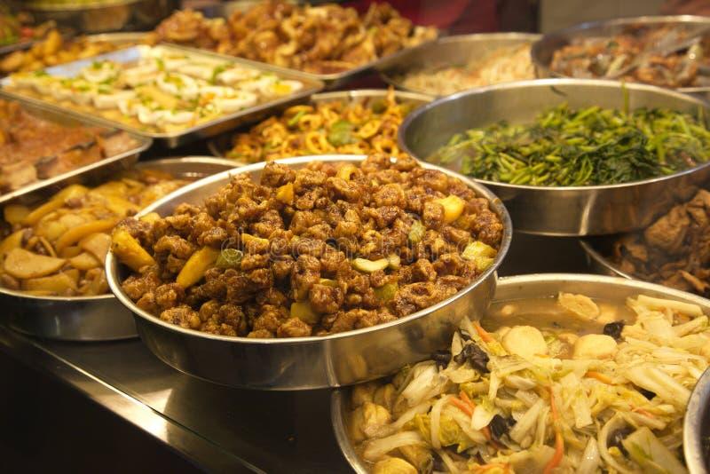 Nourriture asiatique images stock