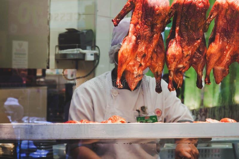 Nourriture asiatique de restaurant chinois photo libre de droits