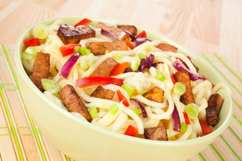 Nourriture asiatique traditionnelle. images stock